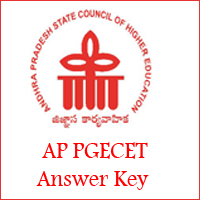 APPGECET Answer Key